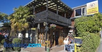 Southern Laughter Backpackers - Queenstown - Edificio