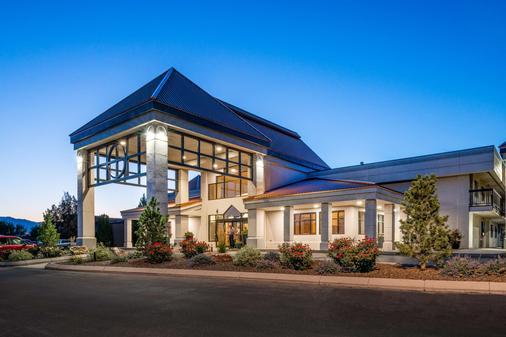 Best Western Vista Inn at the Airport - Boise - Rakennus