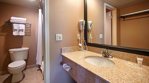 Best Western Vista Inn at the Airport - Boise - Kylpyhuone