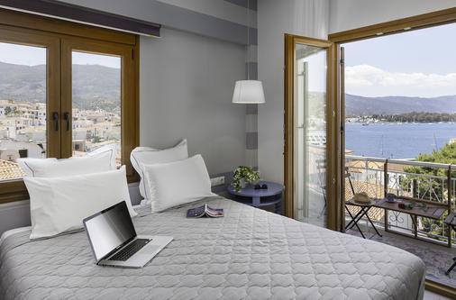 Dimitra Boutique Hotel - Póros - Bedroom
