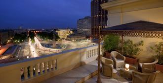 Hotel Fenix Gran Meliá - The Leading Hotels of the World - מדריד - מרפסת