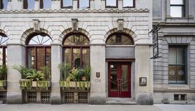Hôtel Le Germain Québec - Québec - Bâtiment