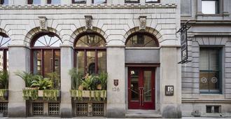 Hôtel Le Germain Québec - Quebec - Edificio