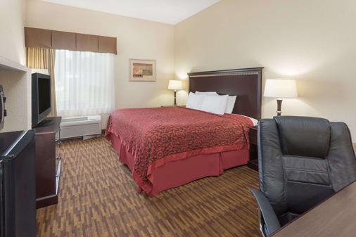 Days Inn by Wyndham North Mobile - Semmes - Bedroom