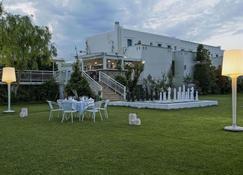 Lagos Mare Hotel - Agios Prokopios - Innenhof