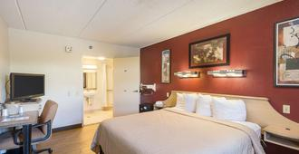 Rodeway Inn Tampa Near Busch Gardens-Usf - Τάμπα - Κρεβατοκάμαρα