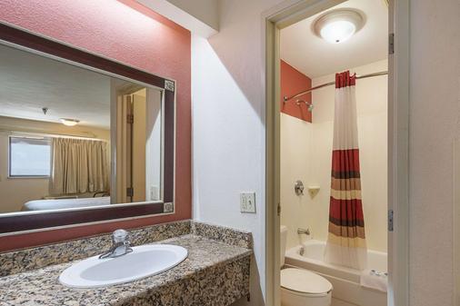 Rodeway Inn - Tampa - Bathroom