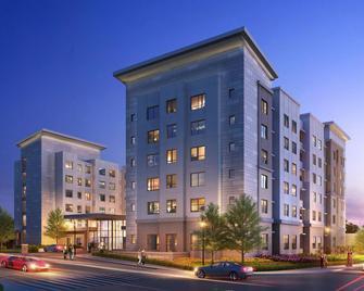 Residence Inn by Marriott Walnut Creek - Walnut Creek - Building