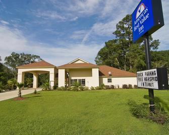 Americas Best Value Inn Deridder - DeRidder - Building