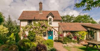 Dale Farm House - Southampton - Rakennus