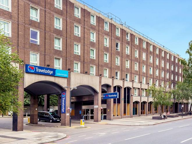 Travelodge London Farringdon - Lontoo - Rakennus