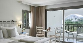 克雷塔馬里斯海灘渡假村 - 式 - 赫索尼索斯 - 赫索尼索斯 - 臥室