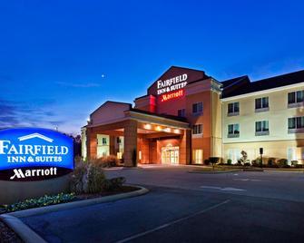 Fairfield Inn & Suites by Marriott Chattanooga So/East Ridge - East Ridge - Budova