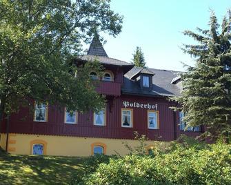 Hotel-Ferienanlage Zum Silberstollen - Altenberg - Building