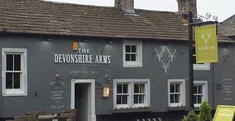 Devonshire Arms Inn - סקיפטון - בניין