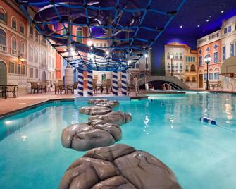 Holiday Inn Hotel & Suites Maple Grove Nw Mpls-Arbor Lks, An IHG Hotel - Maple Grove - Басейн