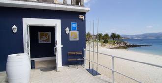 Hotel O Son Do Mar - Sangenjo - Vista del exterior