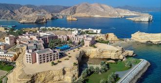 Shangri-La Al Husn Resort & Spa - Muscat - Outdoor view