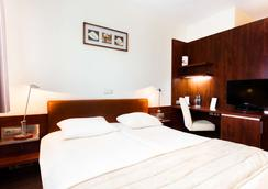 Qubus Hotel Gliwice - Gliwice - Schlafzimmer