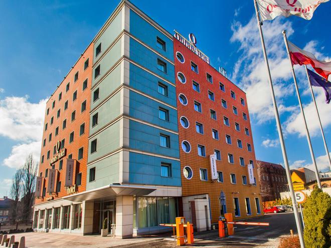 Qubus Hotel Gliwice - Gliwice - Gebäude