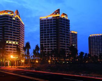 Ginlan Jia Resort & Spa Bo'ao Hai'an - Qionghai - Edificio