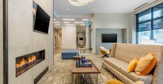 Residence Inn Providence Downtown - Providence - Living room