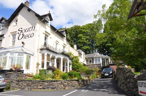 Southview Guest House and indoor pool - Windermere - Rakennus