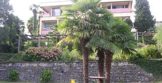 Villa Marita - Lugano - Outdoor view