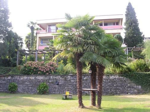 Villa Marita - Lugano - Außenansicht