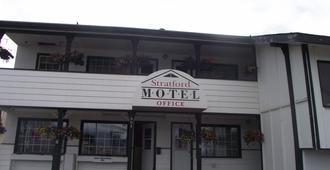 Stratford Motel - Whitehorse - Building