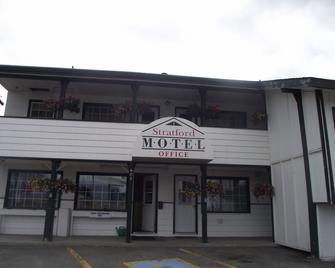 Stratford Motel - Whitehorse - Gebouw