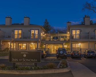 Inn At Sonoma - A Four Sisters Inn - Сонома - Building