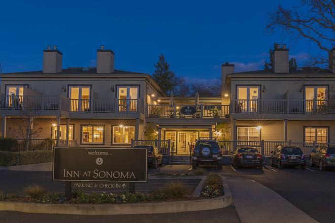 Inn At Sonoma - A Four Sisters Inn - Sonoma - Rakennus
