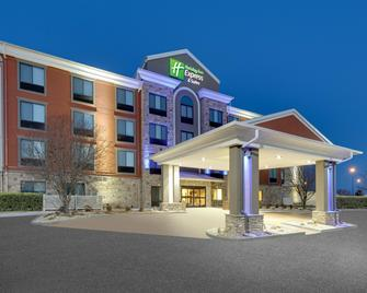 Holiday Inn Express & Suites Mitchell - Mitchell - Edificio