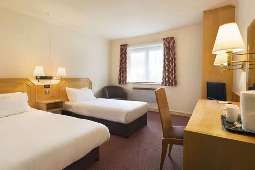 Days Inn by Wyndham Taunton - Taunton - Phòng ngủ