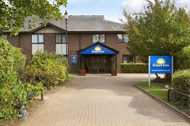 Days Inn by Wyndham Taunton - Taunton - Gebäude