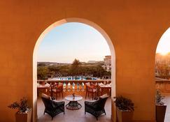 Kempinski Hotel San Lawrenz - San Lawrenz - Balcony