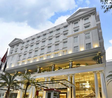 Grand Savero Hotel - Bogor - Rakennus