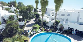 Hotel Villa Bejar Cuernavaca - Cuernavaca - Pool