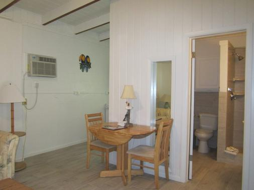 Anchor Inn and Cottages - Sanibel - Dining room