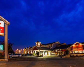 Best Western Plus Great Northern Inn - Havre - Gebäude