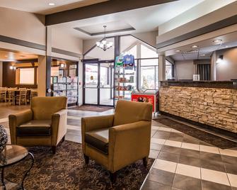 Best Western Plus Great Northern Inn - Havre - Lobby