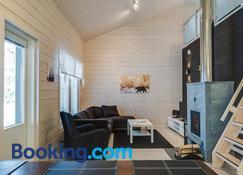 Rukankarhu Apartment II - Kuusamo - Living room