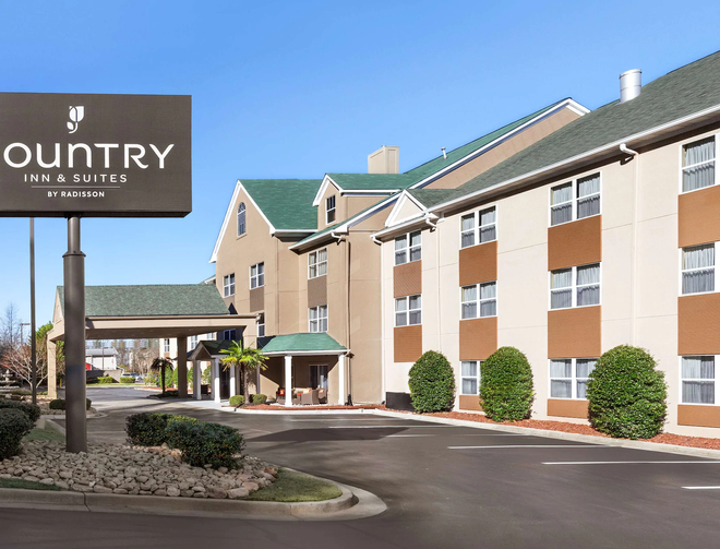 Country Inn & Suites by Radisson, Dalton, GA - Dalton - Edificio