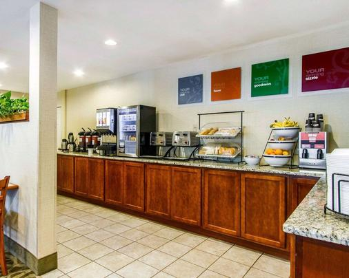 Comfort Inn Brunswick - Freeport - Brunswick - Buffet