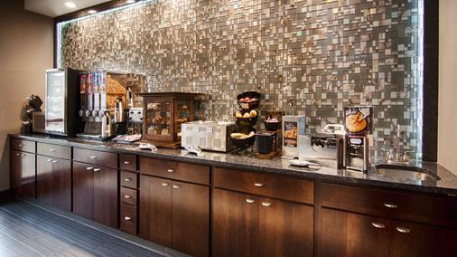 Best Western Inn & Suites - Elkhart - Buffet