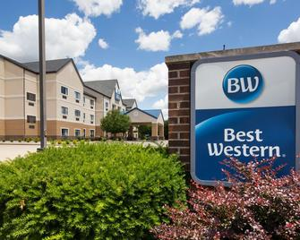 Best Western Inn & Suites - Elkhart - Edificio