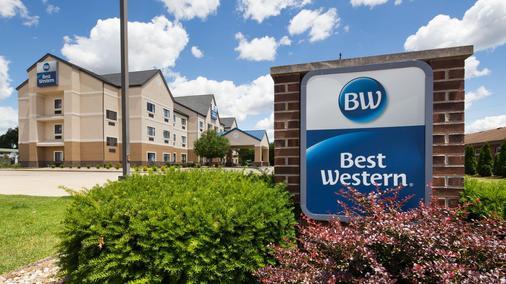 Best Western Inn & Suites - Elkhart - Gebäude