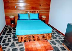Residêncial Tamarindos - Sao Tomé - Slaapkamer