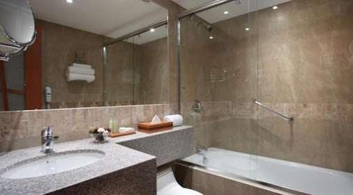 El Dorado Hotel - Cuenca - Kylpyhuone